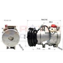 Compressor Trator Caterpillar 310/320 Bl Polia 1a 24volts