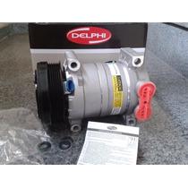 Compressor S10/blazer 4.3 V6 + Filtro Acumulador + Válvula