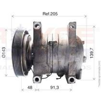 Compressor Ar Condicionado Nissan Frontier 2.8 Zexel Novo