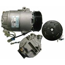 Compressor Meriva Original Delphi 5pk + Filtro Secador