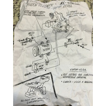 Compressor Zexel Corsa / Celta Sanden Royce Original