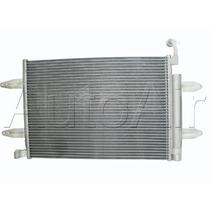 Conjunto Radiador Condensador Ventoinha Gol G5/g6 Original