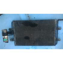 Radiador/ Condensador Ar Condicionado Audi A3/ Vw Golf/bora
