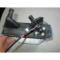 Radiador Ar Quente Fiat Palio Siena Com Valvula Ar Quente