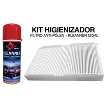 Filtro Ar Condicionado Cabine Ford New Fiesta 2010 ../ Kit