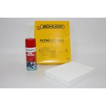 Filtro Ar Condicionado+higienizador Wurth Lavanda - Ford Ka