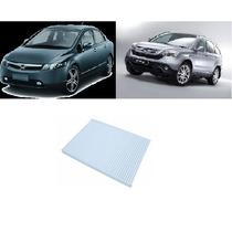 Filtro Ar Condicionado Honda New Civic Crv Accord 06 A 2012