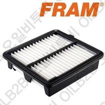 Filtro De Ar Motor **fram** New Fit 1.4 1.5 2008 Em Diante