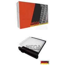 Filtro Cabine Akx1956 Wega Tiida 2009-2013