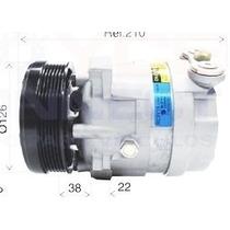 Compressor Herrison V5 Vectra Até 96 Astra Modelo Antigo