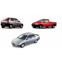 Kit Ar Condicionado Palio Strada E Siena Motor 1.0 Até 2000