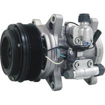 Compressor Gol/ Santana/parati 12v Polia 6pk - Novo S/ Juros