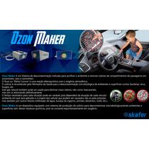 Oxisanitizador E Higienizador Automotivo Ozon Maker