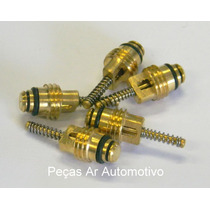 Nucleo De Valvula Schrader Com Rosca M8 Fiesta / Ka / Mondeo