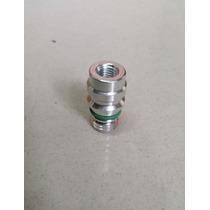 Válvula De Alta Com Schrader Para Ar Condicionado R134a
