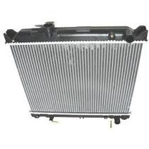 Radiador Aluminio Água S/ar C/ar Del Rey/pampa 1.8 Tds