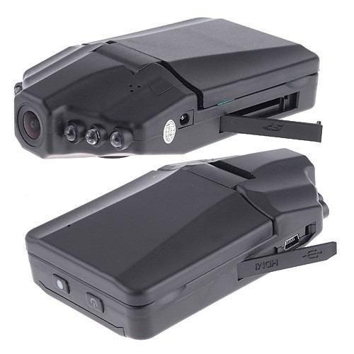 Câmera Filmadora Veicular - Night Vision - 6 Led