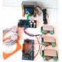 Kit Completo Eletronica Controladora Cnc 3 Eixos Tb6600