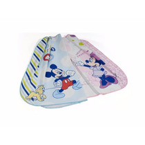 Cobertor Bebe Disney Mickey E Minnie Promoção Barato D+