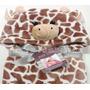 Manta - Saco De Dormir Girafa - Bebê- Importado
