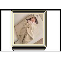 Manta/saco De Dormir Bebê Importado - Pronta Entrega.