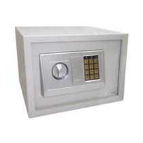 Cofre Eletrônico Digital Grande Com Chave De Segurança