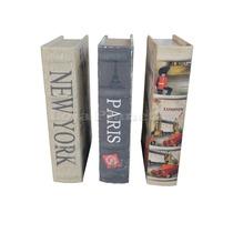 Cofre Livro Camuflado Porta Joias Aco Capas Exclusivas - Nfe