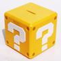 Cofre Interrogação Geek Super Mario Bros Com Efeito Sonoro