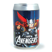 Cofre De Moedas Lata Marvel Novos Vingadores - The Avengers