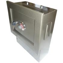Cofre Mecânico Box Com Segredo E Chave Para Embutir Promoção