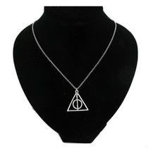 Colar Harry Potter E As Relíquias Da Morte Frete Grátis