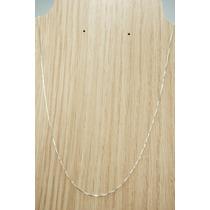 Corrente Veneziana Prata 925 - 60cm ..frete Grátis