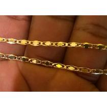 Cordão Banhado Ouro 18k 60cm Masculino