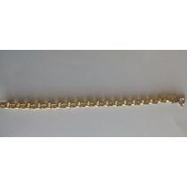 Cordão Modelo Ello Português Em Ouro 18k 750
