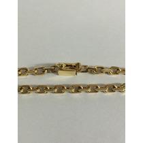 Pulseira Cartier Em Ouro 18k 0.750 Com 25 Gramas