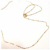 Cordão Cartier 60cm 1.2 Grs Masculino Ouro 18k Certificado