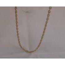 Corrente Cartier Em Ouro 18k 0,750 Com 20grs. 60cm