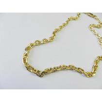Corrente Masculina Ouro 18 K / 750 - Cartier - Oca