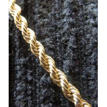 Cordão Colar Corrente Ouro 18k Trancelin3 Christianjoias.net
