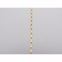 Cordão Corrente Cartier 60cm Em Ouro 18k-750 Frete-grátis