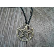 Corrente Pentagrama Lei Wicca , Esoterismo, Magia E Proteção