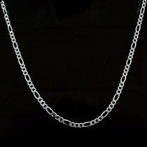 Corrente , Cordão De Prata 925 Maciça 3x1.garantia Radane