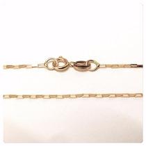 Conjunto Corrente E Pulseira Cartier Em Ouro 18k-750