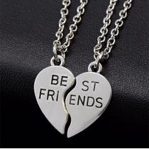 Colar Amizade Best Friends De Ao Seu Melhor Amigo