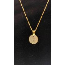 Medalha São Jorge Feminino