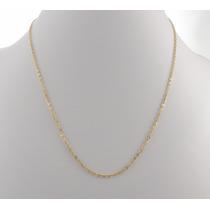 Cordão Cartier Feminino 45cm Colar Gargantilha Ouro 18k 750