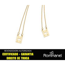 Corrente Colar Escapulário Rommanel 531530