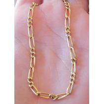 Cordão De Ouro Amarelo 18k-750 Legitimo