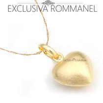 Rommanel Gargantilha Corrente Pingente Coraçao 540808 531153