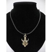 Colar Amuleto Dean Winchester Seriado Sobrenatural Proteção